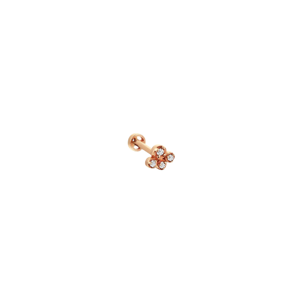 Floral Piercing 6.5Mm