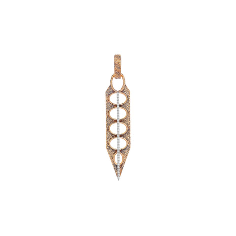 Holey Blade Earring (Single)