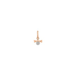 Libra- The Scales Single Hoop Earring (Sep 23- Oct 22)