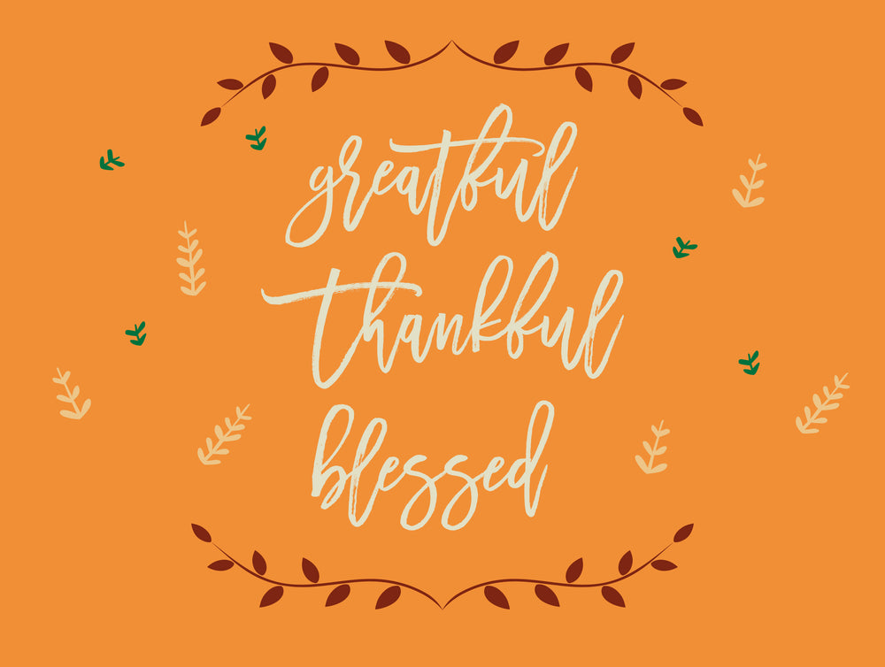 How To Be Thankful This Season