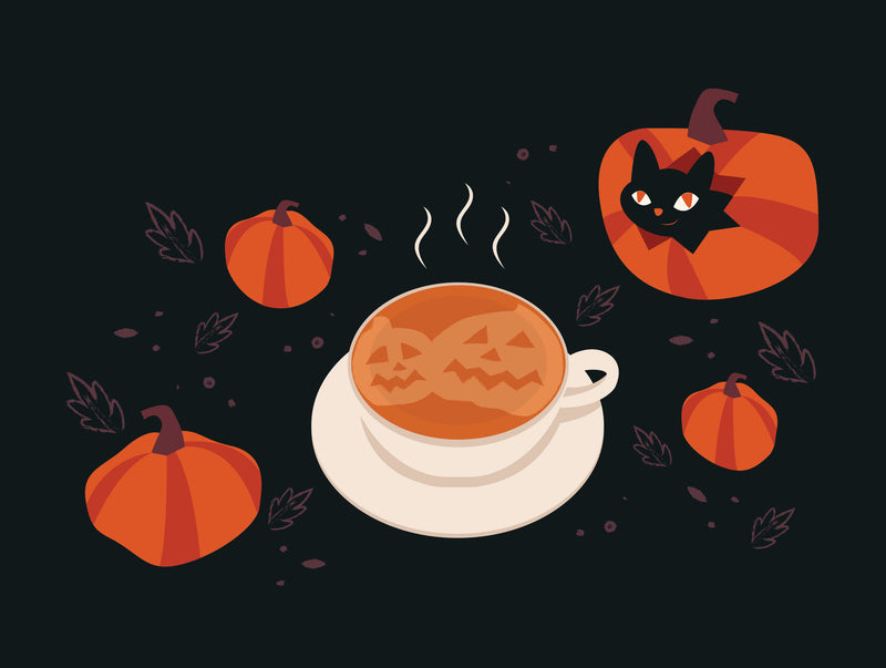 Favorite Halloween Drinks to Stay Warm While Trick or Treating