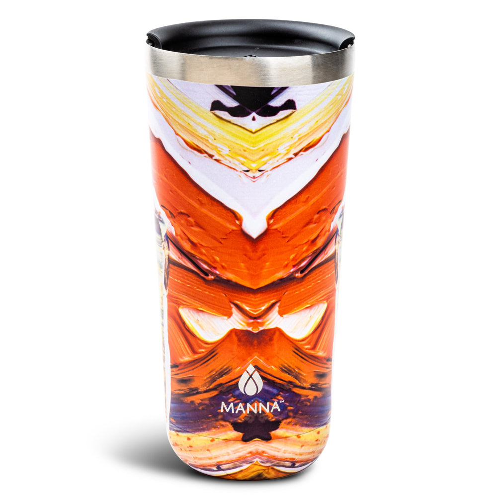 22 oz Ranger Tumbler - Powder Coat Heather - Manna Hydration