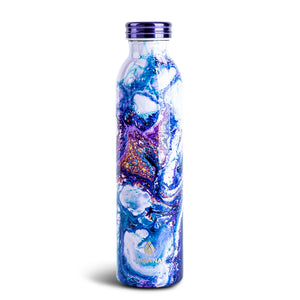 Load image into Gallery viewer, 20 oz Retro - Blue Experiment - Manna Hydration