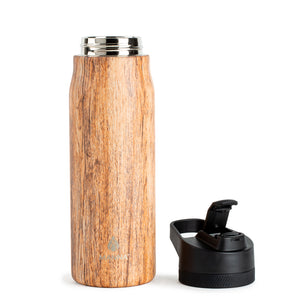 Load image into Gallery viewer, 24 oz Flight - Light Wood - Manna Hydration