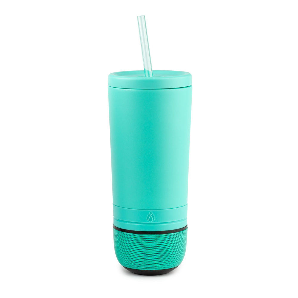 17 oz Ranger Bluetooth Tumbler - Blue - Manna Hydration