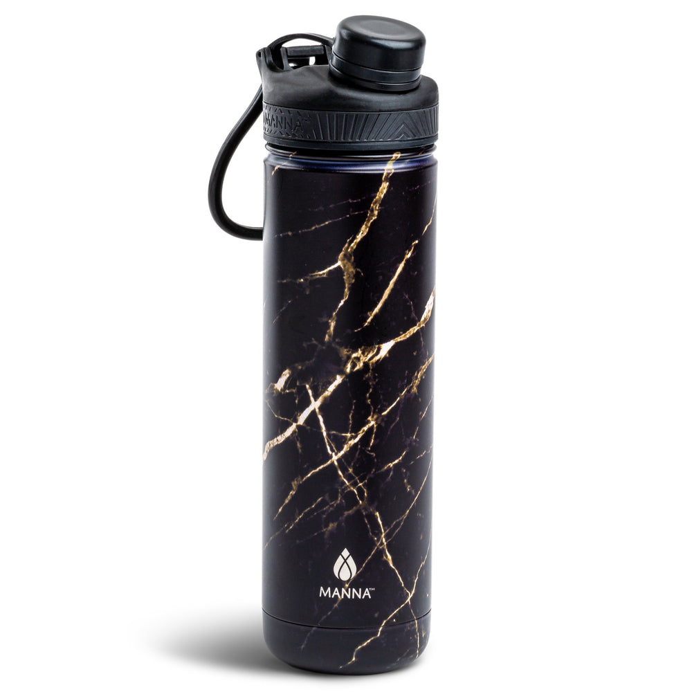 26 oz Ranger Pro - Dark Brown Wood - Manna Hydration