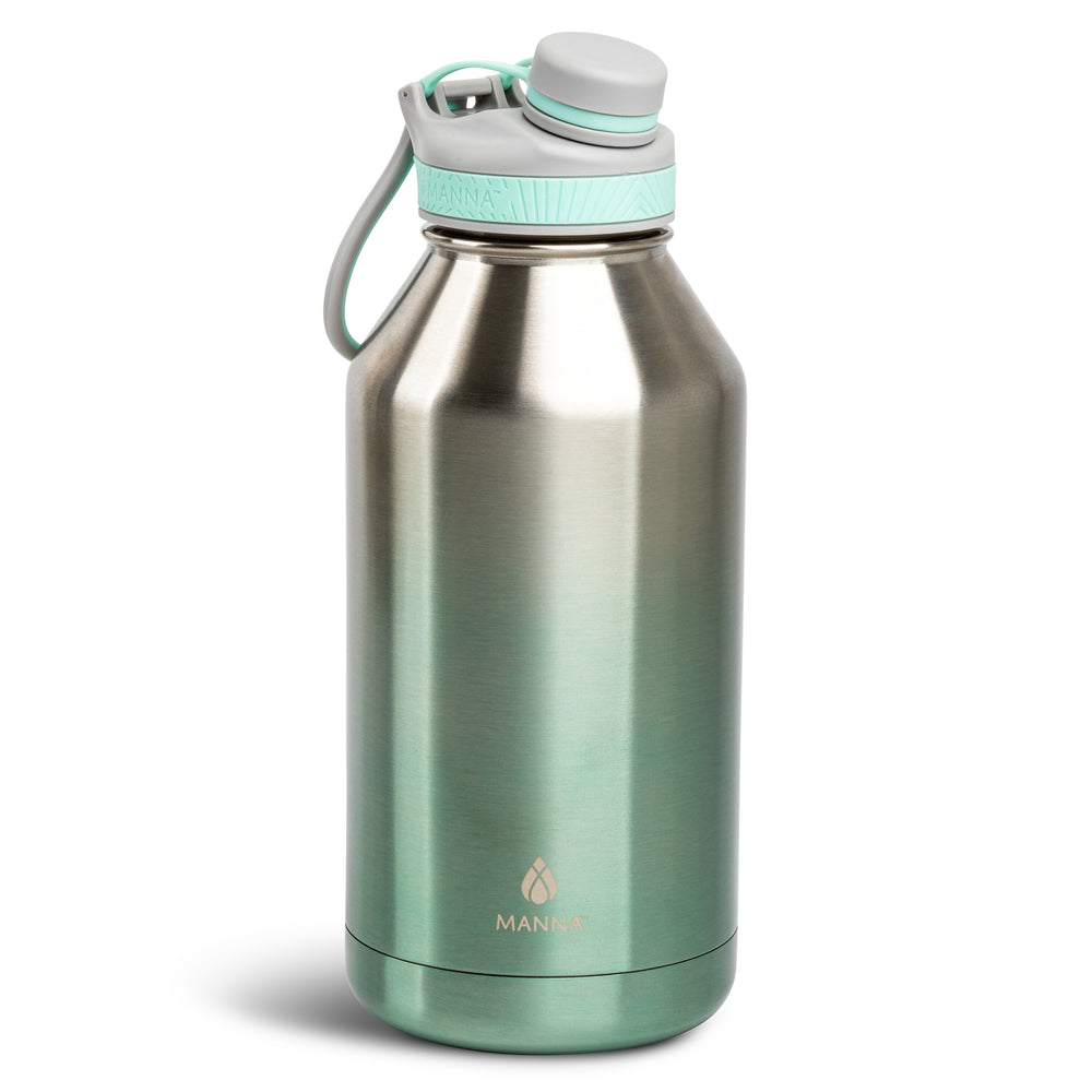 Load image into Gallery viewer, 64 oz Ranger Pro - Aqua Metallic Ombre - Manna Hydration