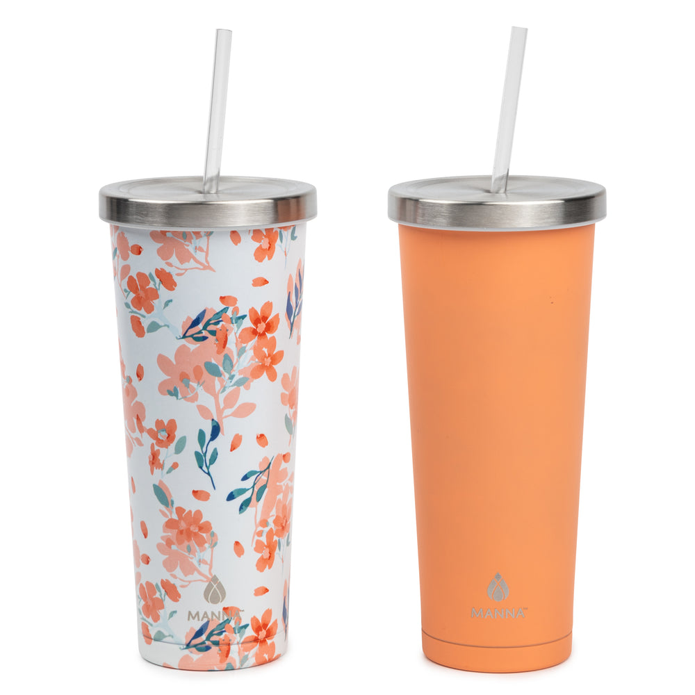 2 pk Chilly Tumbler Set - Manna Hydration