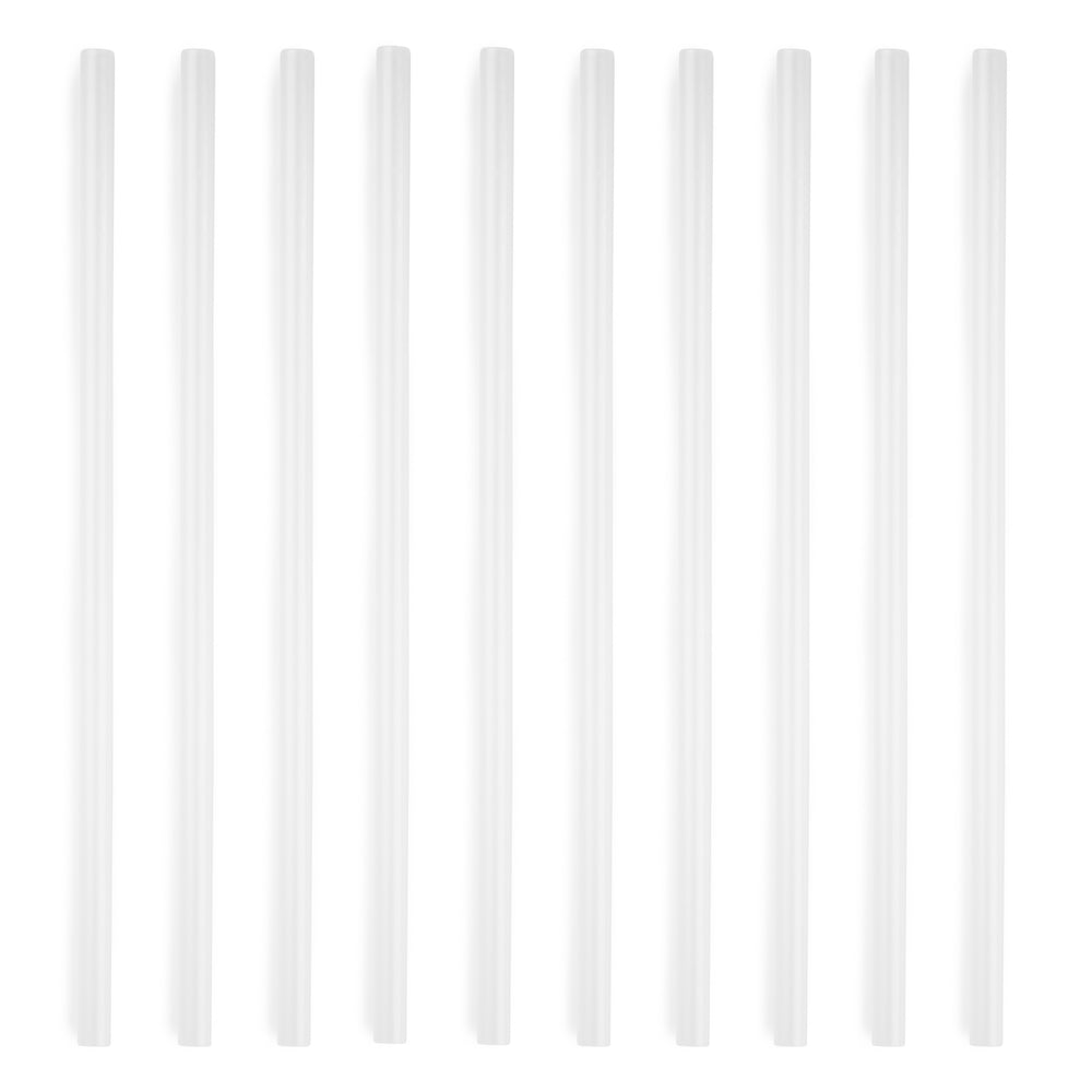 Set of 10 Reusable Straws For Rezi Straw Collection - Manna Hydration