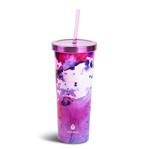 24 oz Chilly Tumbler - Ashwood - Manna Hydration