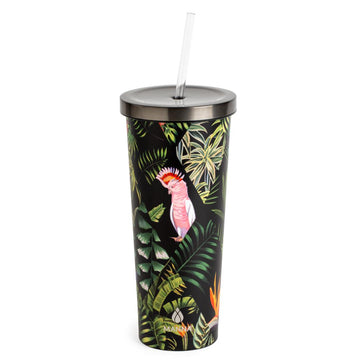 24 oz Chilly Tumbler - Tropical Paradise