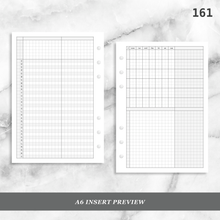 Load image into Gallery viewer, 161: Grid Lovers Monthly w/ Daily Habit Tracker Mo2P