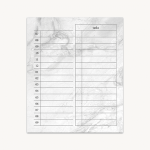 ⚬ Daily Plan (Functional Sticky Notes)