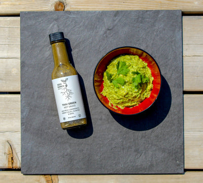 Thai Green Guacamole