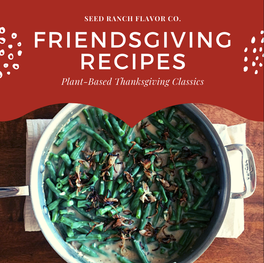 Seed Ranch Thanksgiving Recipe Book
