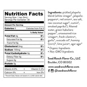 Everything but the Taco Hot Sauce Nutrition facts and ingredients
