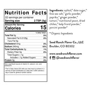 General Tso's nutritional facts and ingredients