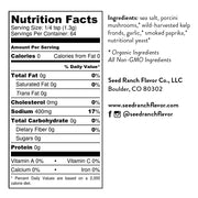 Umami All-Purpose Seasoning nutrition facts and ingredients