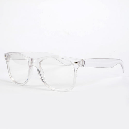 Transparent Acetate Frames
