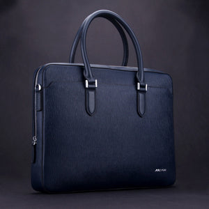 Premium Leather Attache Case