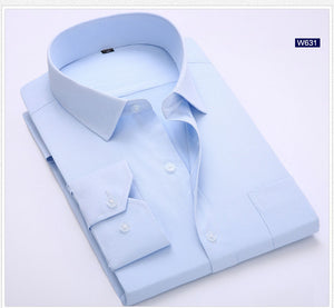 Spread Collar Shirt