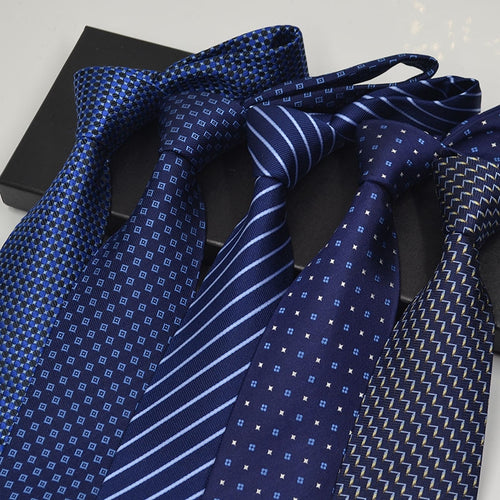 Silk Business Tie
