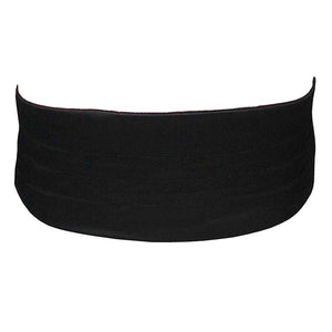 Silk Cummerbund Set