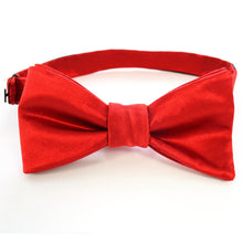 Silk Twill Self-tie Bow Tie