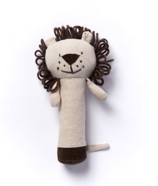 Levi The Lion Baby Rattle