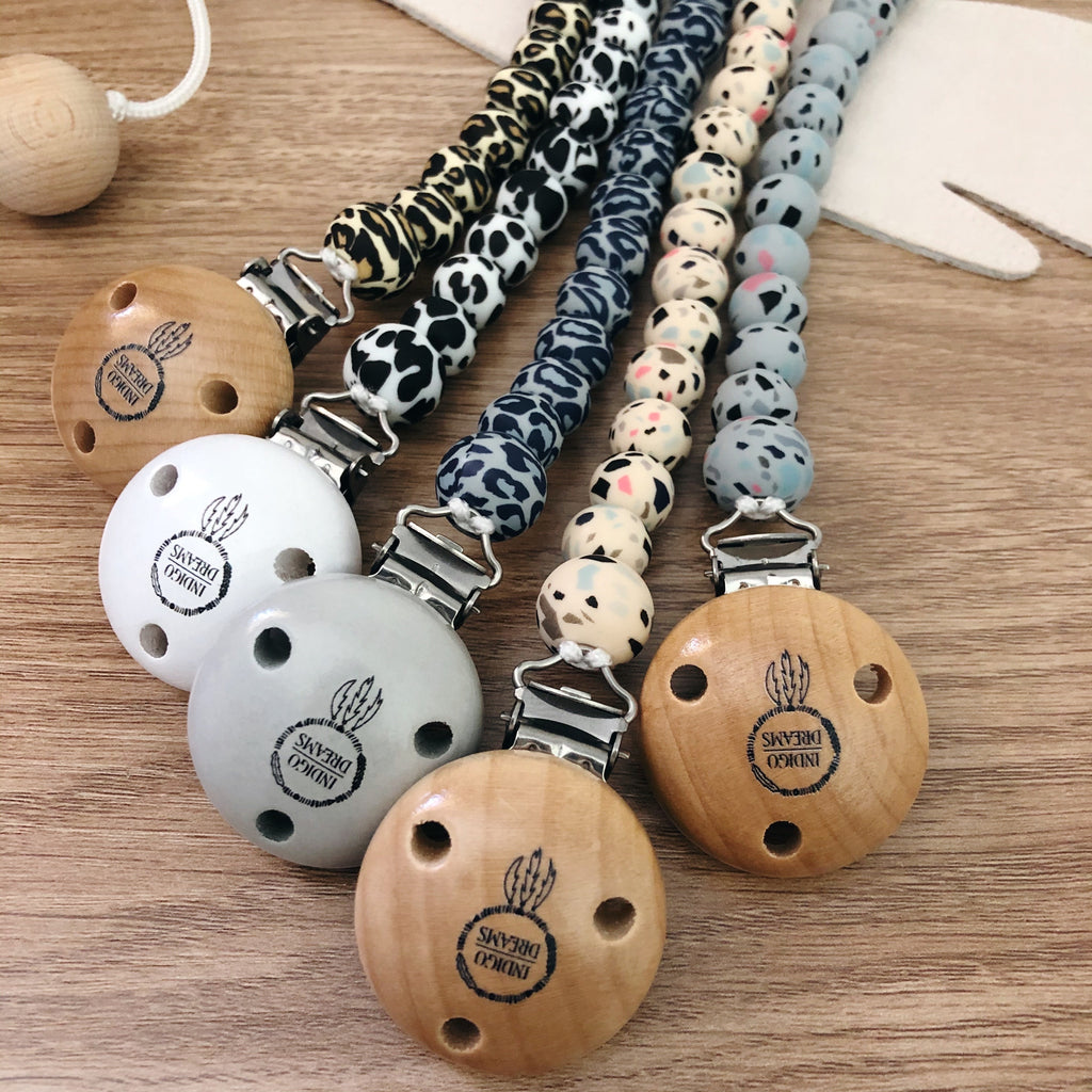 *NEW* 'Leopard Spot' Dummy Chains