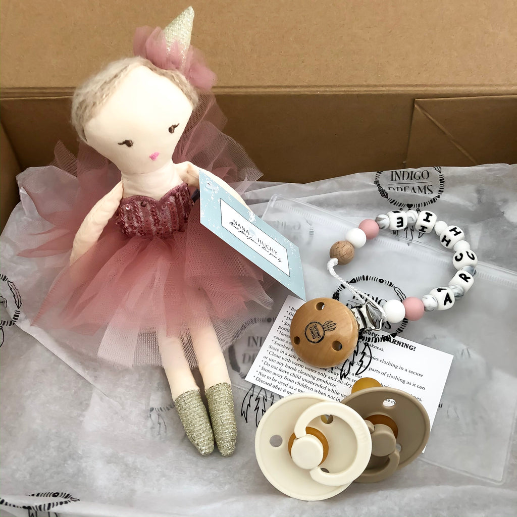 Party Princess Baby Gift Bundle