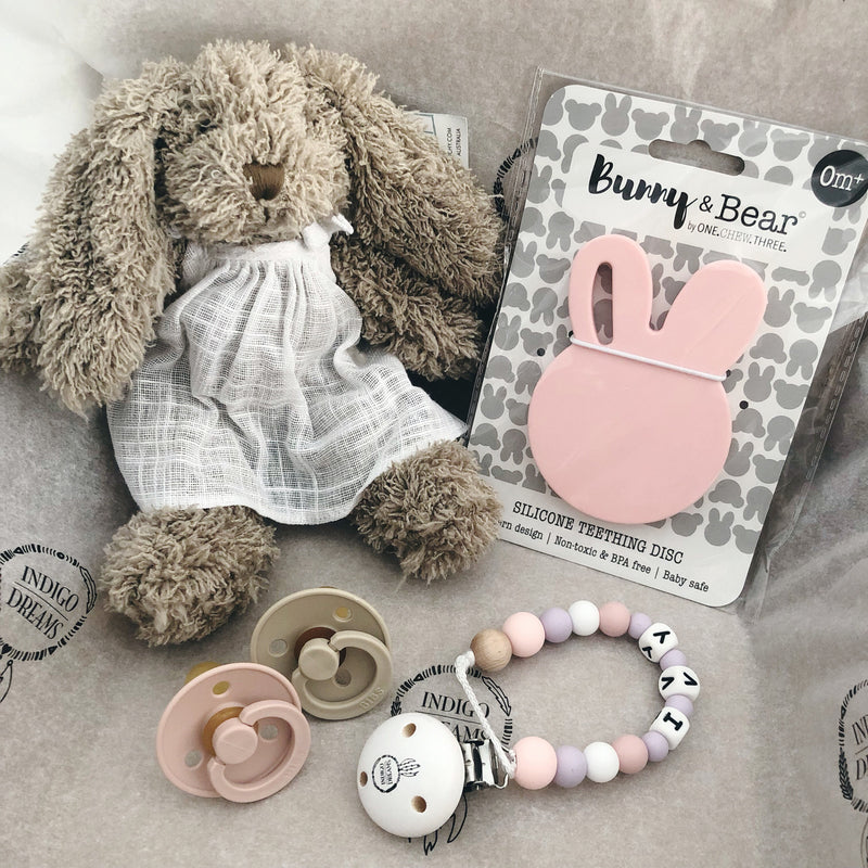Honey Bunny Baby Gift Bundle