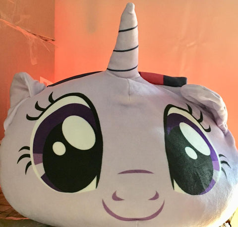 Kids Huggable Cloud Pillow - Unicorn