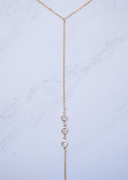 Lula Lariat Necklace