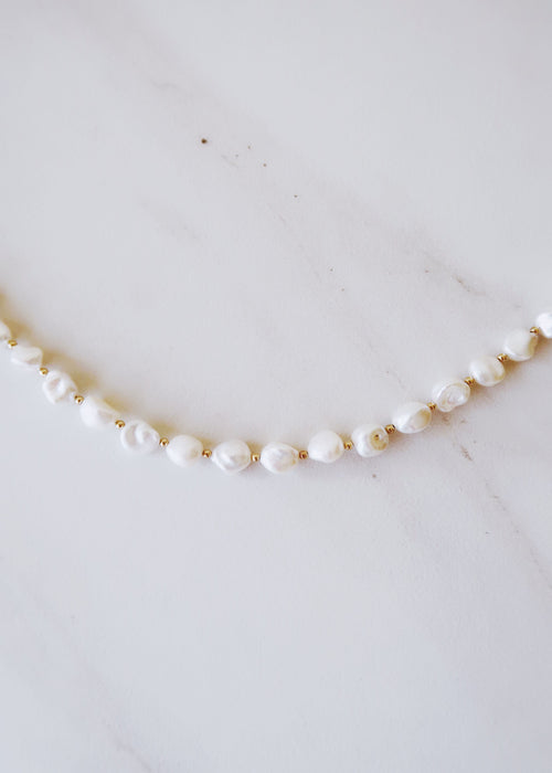 Alana Pearl Necklace