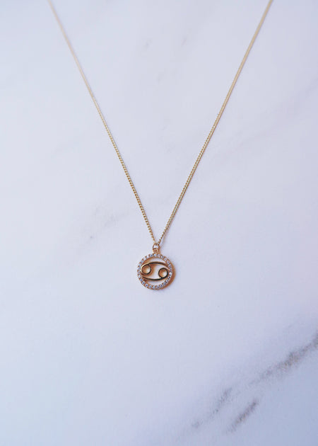 CZ Heart Necklace