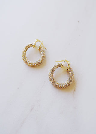 Alina Pave Hoops