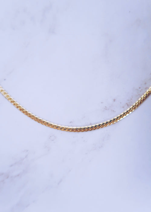 3mm Weaved Snake Chain