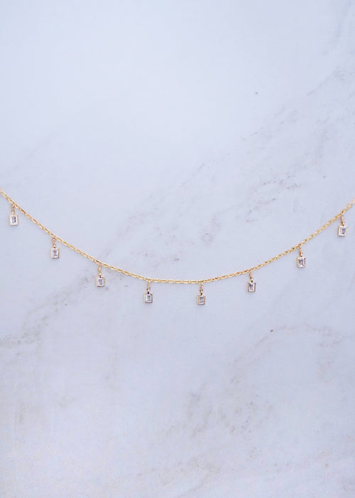 Aiko Choker Necklace