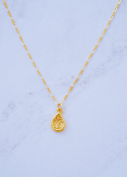 Ganesha Charm Necklace