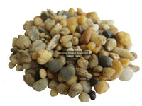 Gravel Natural Gold 6mm 2kg