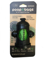 Poop Bags Hydrant Dispenser with 15 bags