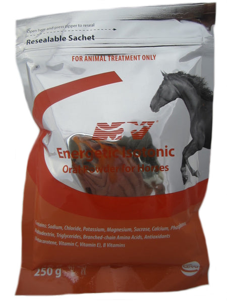 Energetic Isotonic Saline Drench 250g for Horses