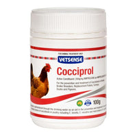 Vetsense Cocciprol 100g Coccidiosis treatment