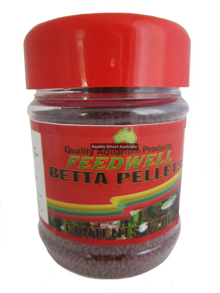 Betta Colour Pellets 120g