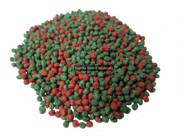 Koi Fish Feed Pellets Baby 1mm 850g