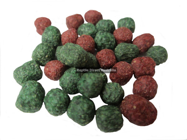 Koi Fish Feed Pellets Medium 7mm 100g
