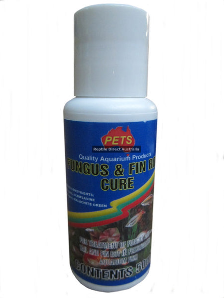 Fungus & Fin Rot Cure 50ml