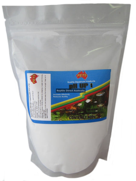 Aquarium pH up 800g