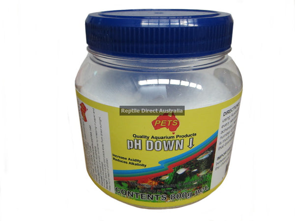 Aquarium pH down 800g